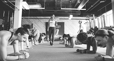 Best group fitness classes in Chicago